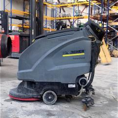 FREGADORA B 40 BP KARCHER